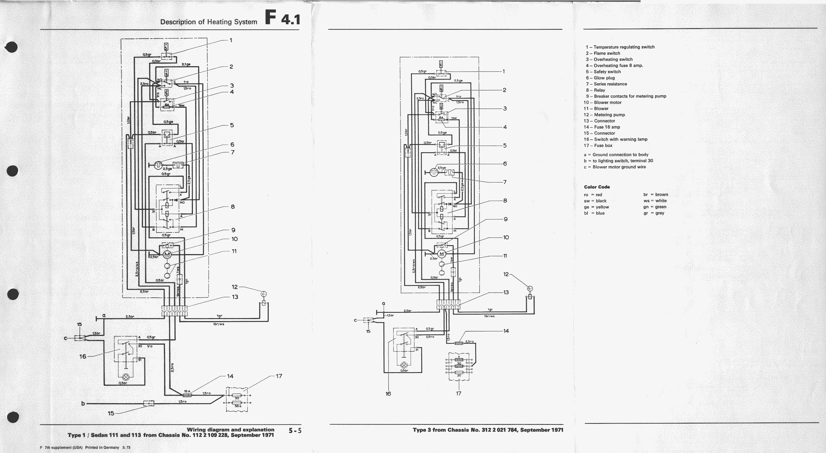 Obsolete Air-Cooled Documentation Project -- VW Workshop Manual ...