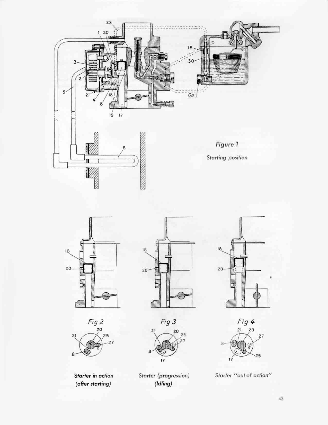 volkswagen solex carburetor diagram